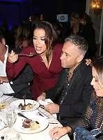 LOS ANGELES, CA - NOVEMBER 8: Eva Longoria, Lisa Vidal, at the Eva Longoria Foundation Dinner Gala honoring Zoe Saldana and Gina Rodriguez at The Four Seasons Beverly Hills in Los Angeles, California on November 8, 2018. Credit: Faye Sadou/MediaPunch