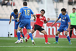Persepolis vs Bunyodkor during the 2011 AFC Champions League Group C match on April 20, 2011 at the Azadi Stadium in Tehran, Iran. Photo by World Sport Group