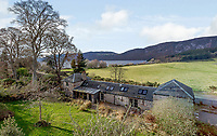 BNPS.co.uk (01202) 558833. <br /> Pic: Strutt&Parker/BNPS<br /> <br /> Have Nessie for a neighbour...<br /> <br /> A beautifully-restored 19th century farmstead just minutes from Loch Ness with stunning Highland views is on the market for £675,000.<br /> <br /> The Steading is in the ancient village of Dores and has been lovingly restored and transformed to create a stylish yet cosy home.<br /> <br /> The house is just a few minutes' walk from the beach at Dores and on a clear day from the shore you can see all the way to the opposite end of the iconic loch - 25 miles away at Fort Augustus - which would be a perfect spot to hunt for its famous monster.<br /> <br /> The Steading would be an ideal property for someone looking for a peaceful, rural retreat in the Scottish Highlands, or could be a good investment property to rent out to holidaymakers.