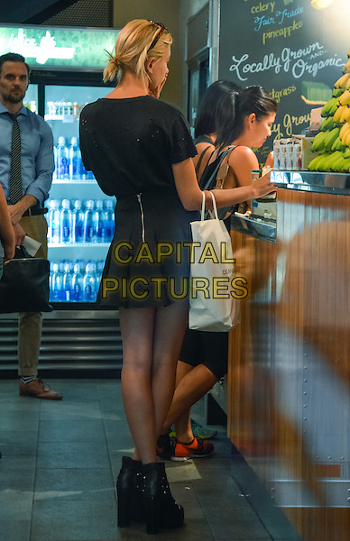 NEW YORK, NY - AUGUST 29: Hailey Baldwin at Equinox in Soho in New York, New York on August 29, 2014. <br /> CAP/MPI67<br /> &copy;MPI67I/Capital Pictures