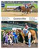 Casanova Way winning at Delaware Park on 10/12/16