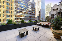 Roof Deck at 601 Madison Avenue