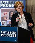 Las Vegas Nevada 01-25-2020:  Battle Born Progess holds Summit at the College of Southern Nevada photo Nevada Congresswoman Susie Lee
