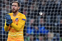 Jan Oblak of Atletico Madrid <br /> Torino 26/11/2019 Juventus Stadium <br /> Football Champions League 2019//2020 <br /> Group Stage Group D <br /> Juventus - Atletico Madrid <br /> Photo Andrea Staccioli / Insidefoto