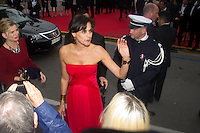 "Ines De La Fressage arrives for the screening of "" Jeune & Jolie "" directed Francois Ozon at the Palais of Festivals during the 66th Annual Cannes Film Festival in Cannes  .Cannes 18/5/2013 .Festival del Cinema di Cannes .Foto Panoramic / Insidefoto .ITALY ONLY"