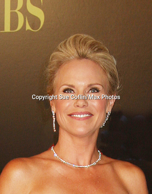 Guiding Light Beth Chamberlin - Red Carpet - 37th Annual Daytime Emmy Awards on June 27, 2010 at Las Vegas Hilton, Las Vegas, Nevada, USA. (Photo by Sue Coflin/Max Photos)