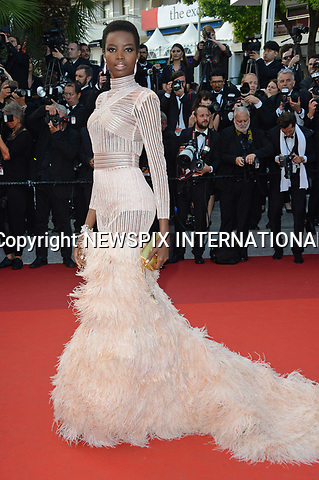24.05.2017; Cannes, France: MARIA BORGES<br /> attends the screening of &ldquo;The Beguiled&rdquo; at the 70th Cannes Film Festival, Cannes<br /> Mandatory Credit Photo: &copy;NEWSPIX INTERNATIONAL<br /> <br /> IMMEDIATE CONFIRMATION OF USAGE REQUIRED:<br /> Newspix International, 31 Chinnery Hill, Bishop's Stortford, ENGLAND CM23 3PS<br /> Tel:+441279 324672  ; Fax: +441279656877<br /> Mobile:  07775681153<br /> e-mail: info@newspixinternational.co.uk<br /> Usage Implies Acceptance of Our Terms &amp; Conditions<br /> Please refer to usage terms. All Fees Payable To Newspix International