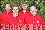 5479- 5486.SUPERSEVEN:  Billy Stack, James Walsh, Adrian Quirke and Darren Culloty..