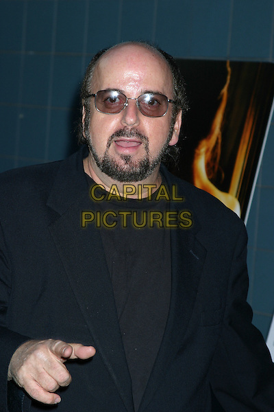 JAMES TOBACK.When Will I Be Loved New York Premiere, Clearview Chelsea West, New York City, New York .September 7, 2004.headshot, portrait, writer/director, sunglasses, shades, beard, facial hair, pointing.ww.capitalpictures.com.sales@capitalpictures.com.© Capital Pictures