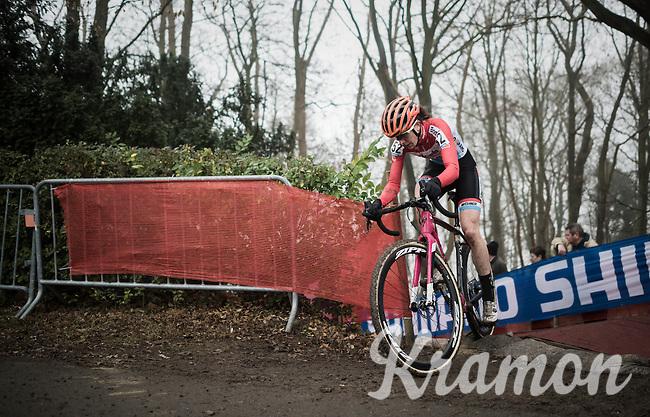 Christine Majerus (LUX/Boels-Dolmans)<br /> <br /> UCI Cyclocross World Cup Namur/Belgium 2016