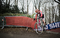 Christine Majerus (LUX/Boels-Dolmans)<br /> <br /> UCI Cyclocross World Cup Namur/Belgium 2016