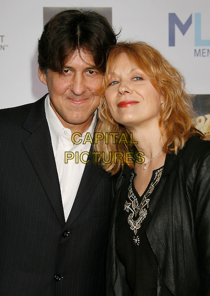 CAMERON CROWE & NANCY WILSON.Mentor LA's Promise Gala Honoring Tom Cruise held at 20th Century Fox Studios, Century City, California, USA,.22nd March 2007..half length married husband wife.CAP/ADM/RE.©Russ Elliot/AdMedia/Capital Pictures.