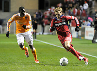 Chicago Fire vs Houston Dynamo, October 31, 2012