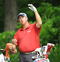 BOO WEEKLEY, during the first round of the Quail Hollow Championship, on April 30, 2009 in Charlotte, NC.