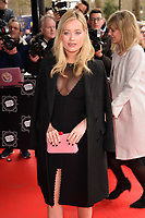 Laura Whitmore<br /> arriving for TRIC Awards 2018 at the Grosvenor House Hotel, London<br /> <br /> ©Ash Knotek  D3388  13/03/2018