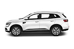 Car driver side profile view of a 2020 Renault Koleos Initiale Paris 5 Door SUV