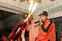 NEW YORK, NY - SEPTEMBER 8: Tyga performs at the Up And Down Club in New York City on September 8, 2016. Credit: Jamel Johnson/MediaPunch