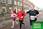 Francis Lynch 453, Garry Meehan 233, who took part in the Kerry's Eye Tralee International Marathon on Sunday 16th March 2014.