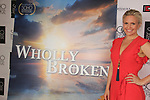 "As The World Turns and One Liife To Live Terry Conn stars in  ""Wholly Broken"" at SOHO International Film Festival on June 16, 2018 in New York City, New York. (Photo by Sue Coflin/Max Photo)"