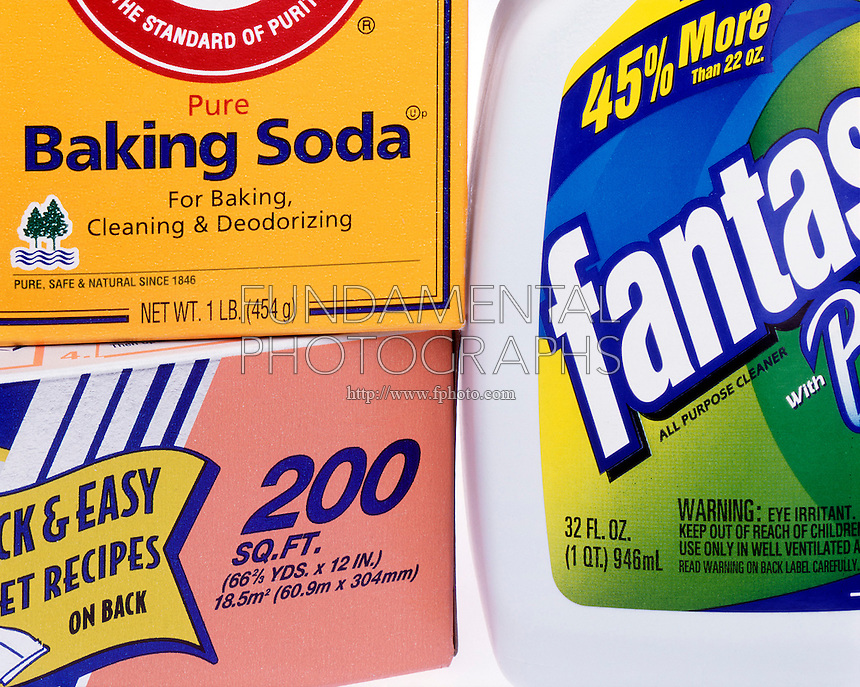 METRIC MEASUREMENT OF HOUSEHOLD PRODUCTS<br />