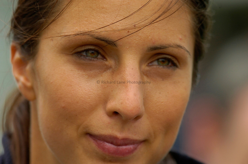 Photo: Alan Crowhurst..WTA The Hastings Direct International Championships, Eastbourne. 19/06/2006. Anastasia Myskina.