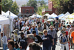 Hundreds of people wander through the street fair during Dayton Valley Days in Dayton, Nev., on Saturday, Sept. 18, 2010. The annual event, which began in 1988, highlights the history of Dayton..Photo by Cathleen Allison