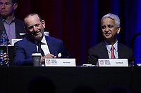 NASHVILLE, TN - FEBRUARY 15: Nashville, TN - Saturday February 15, 2020: U.S. Soccer's Annual General Meeting (AGM) at the Omni Hotel in Nashville, TN at Omni Hotel on February 15, 2020 in Nashville, Tennessee.