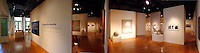 Interior of the galleries at the Hawaii State Art Museum in downtown Honolulu.