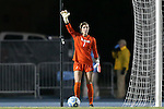 21 November 2014: Colorado's Kate Scheele. The University of North Carolina Tar Heels hosted the University of Colorado Buffaloes at Fetzer Field in Chapel Hill, NC in a 2014 NCAA Division I Women's Soccer Tournament Second Round match. UNC won the game 1-0 in overtime.