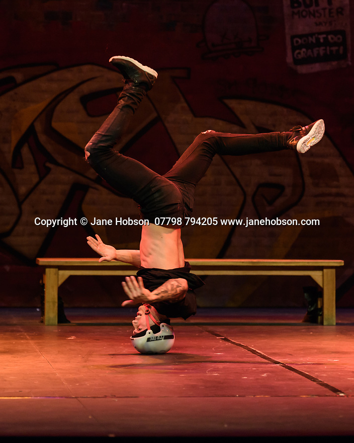 "Masters of Choreography present ""Beats On Pointe"" at the Peacock Theatre. Dancers are: Burak Cagin, Georgia Mae Rutland, Jamane Virdo, Kealy Fouracre, Kelly Hemsley, Lissy Jaye, Natalie Debono, Oriana Siew-Kim, Phillip Egan, Taylor Diamond-Lord, Danny Williams, Rebecca Selkirk, Brodie Chesher."
