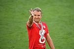 """Trainer Hans-Dieter """"Hansi """" FLICK (M),Gestik, Geste, gestikuliert,<br /> <br /> Sport: Fussball: 1. Bundesliga: Saison 19/20: 34.Spieltag, <br /> VFL WOLFSBURG - FC BAYERN MUENCHEN <br /> am 27.06.2020 in der Volkswagen Arena Wolfsburg, <br /> <br /> Nur fuer journalistische Zwecke! <br /> Only for editorial use!<br /> Gemaess den Vorgaben der DFL Deutsche Fussball Liga ist es untersagt, in dem Stadion und/oder vom Spiel angefertigte Fotoaufnahmen in Form von Sequenzbildern und/oder videoaehnlichen Fotostrecken zu verwerten bzw. verwerten zu lassen. <br /> DFL regulations prohibit any use of photographs as image sequences and/or quasi-video.<br /> National and International News Agencies OUT<br /> NO RESALE!"""