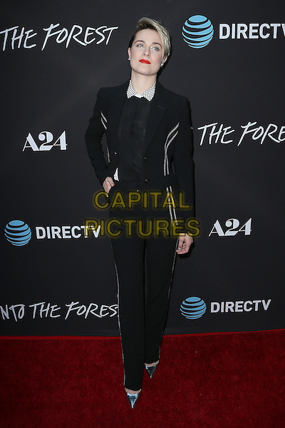 22 June 2016 - Hollywood, California - Evan Rachel Wood. &quot;Into The Forest&quot; Los Angeles Premiere held at ArcLight Hollywood.  <br /> CAP/ADM/FS<br /> &copy;FS/ADM/Capital Pictures