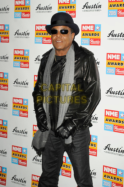 LONDON, ENGLAND - FEBRUARY 18: Tito Jackson attending the NME Awards at Brixton Academy on February 18 2015 in London, England.<br /> CAP/MAR<br /> &copy; Martin Harris/Capital Pictures