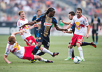 NY Redbulls vs. Philadelphia Union, June 23, 2013
