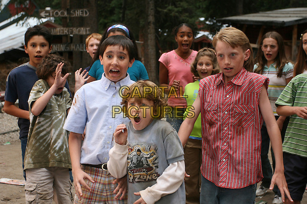 TAD D'AGOSTINO, TAGGART HURRTUBISE & ZACHARY ALLEN.in Daddy Day Camp .**Editorial Use Only**.CAP/FB.Supplied by Capital Pictures