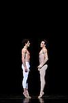 TROISIEME SYMPHONIE DE GUSTAV MAHLER....Choregraphie : NEUMEIER John..Decor : NEUMEIER John..Lumiere : NEUMEIER John..Avec :..LE RICHE Nicolas..BULLION Stephane..Lieu : Opera Bastille..Ville : Paris..Le : 11 03 2009..© Laurent PAILLIER / photosdedanse.com