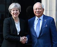 SEP 14 Theresa May meets Malaysian PM