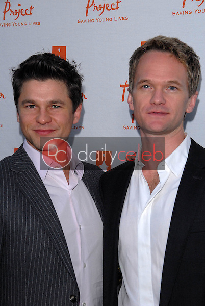 Neil Patrick Harris and Neil Patrick Harris<br />