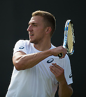 ALEXANDER WARD (GBR)<br /> <br /> TENNIS - THE CHAMPIONSHIPS - WIMBLEDON - ATP - WTA - ITF - GRAND SLAM - CHAMPIONSHIPS - LONDON - GREAT  BRITAIN - 2016  <br /> <br /> <br /> <br /> &copy; TENNIS PHOTO NETWORK