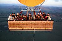 20130816 August 16 Hot Air Balloon Gold Coast