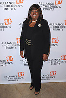 BEVERLY HILLS, CA - APRIL 7:  Chaz Ebert at The Alliance for Children's Rights 22nd Annual Dinner at the Beverly Hilton Hotel on April 7, 2014 in Beverly Hills, California. PG213/MPI/Starlitepics
