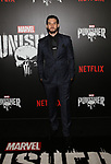 "NYC PREMIERE OF NETFLIX PRESENTS ""MARVEL'S THE PUNISHER"""
