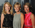 From left: Susan Sarofim, Sheridan Williams and Ileana Trevino at the Memorial Hermann Circle of Life Gala at the Hilton Americas Hotel Saturday April 11, 2015.(Dave Rossman photo)