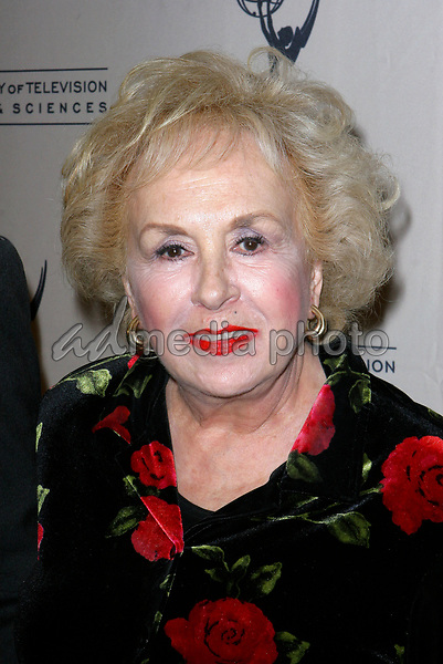 Doris Roberts  arrives  at the The Academy of Television Arts Sciences Hall Fame Ceremony