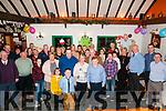 Double Celebration: John O'Carroll, Duagh & Mary Flavin, Coolard enjoying their 40th & 60th birthdays at The Thatch Bar, Liselton on Saturday night last.