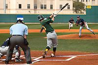 SAN ANTONIO, TX - MARCH 7, 2009: The Southeastern Louisiana University Lions  vs. The University of Texas at San Antonio Roadrunners Baseball at Roadrunner Field. (Photo by Jeff Huehn)