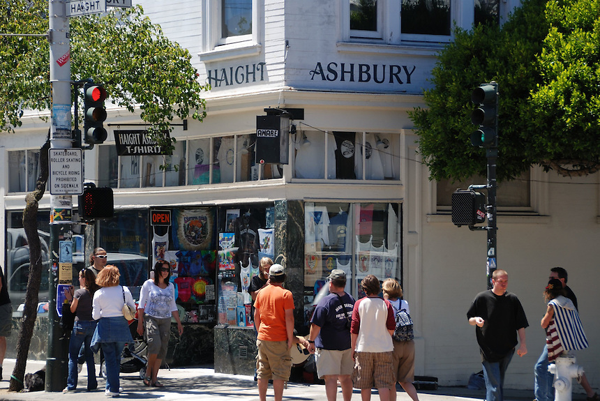 Haight Ashbury San Francisco, Ernie Mastroianni photo