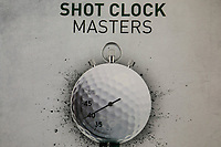 Advertising panel showing the Shot Clock Masters, Diamond Country Club, Atzenbrugg, Vienna, Austria. 05/06/2018<br /> Picture: Golffile | Phil Inglis<br /> <br /> All photo usage must carry mandatory copyright credit (&copy; Golffile | Phil Inglis)
