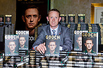 Colm Cooper at the launch of Gooch The Autobiography in the Gleneagle Hotel on Thursday evening