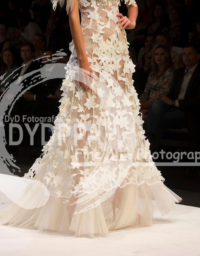Nestor Rodriguez parade designer within the professional conferences Fashion Tenerife